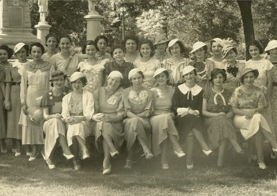 Hadassah Buds 1934 at City Park